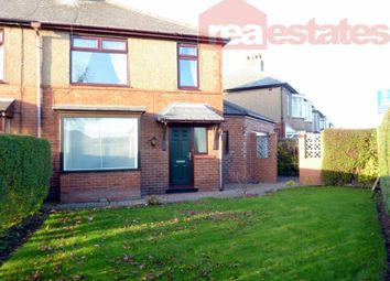 Thumbnail 3 bed semi-detached house to rent in Watling Road, Bishop Auckland