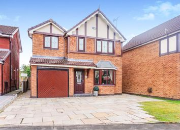Thumbnail 4 bed detached house for sale in Pentland Way, Hyde