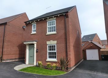 Thumbnail 3 bedroom detached house to rent in Sweet Leys Way, Melbourne, Derby