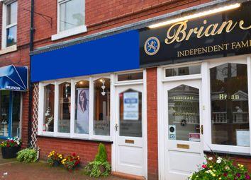 Thumbnail Retail premises for sale in Stockport SK12, UK