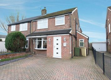 Thumbnail 3 bed semi-detached house for sale in Singleton Grove, Westhoughton, Bolton, Lancashire