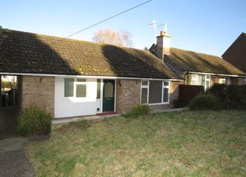 Thumbnail 1 bed terraced bungalow for sale in The Green, Stretton On Fosse, Moreton-In-Marsh