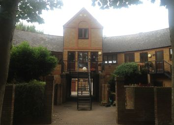Thumbnail 2 bed link-detached house to rent in Brunswick Quay, London