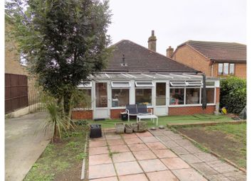 Thumbnail 2 bed detached bungalow for sale in Minster Road, Sheerness