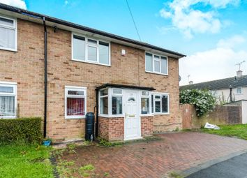 Thumbnail 3 bed semi-detached house for sale in Seafield Road, Millbrook, Southampton