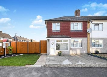 Thumbnail 3 bed end terrace house for sale in South Ockendon, Thurrock, Essex