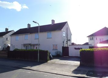 Thumbnail 3 bed semi-detached house for sale in Keyes Road, Bridgemary, Gosport