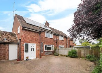 Thumbnail 3 bed semi-detached house for sale in Loundyes Close, Thatcham