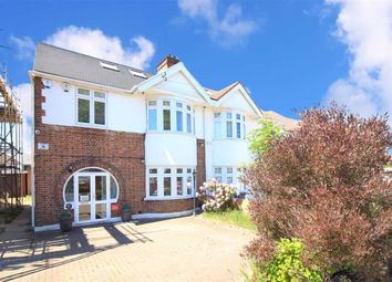 Thumbnail 4 bed semi-detached house for sale in Alleyn Park, Southall, Middlesex