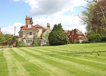 Thumbnail 6 bed detached house for sale in Dippenhall Street, Crondall, Farnham