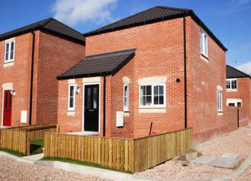 Thumbnail 2 bedroom detached house for sale in Partington Drive, Marlfeet Avenue, Hull