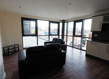 Thumbnail 3 bed flat to rent in Fitzwilliam Street, Sheffield