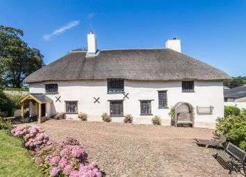 Thumbnail 5 bed detached house for sale in North Tawton
