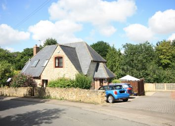Thumbnail 4 bed detached house for sale in Queens Road, Hannington, Wiltshire
