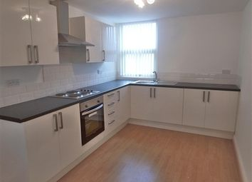 Thumbnail 2 bed flat to rent in Euston Road Flat 3, Morecambe