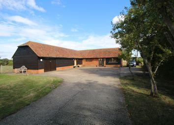 Brook Street, Woodchurch, Ashford TN26. 3 bed barn conversion