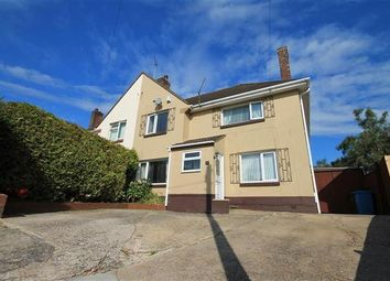 Thumbnail 4 bedroom semi-detached house for sale in Arne Avenue, Poole