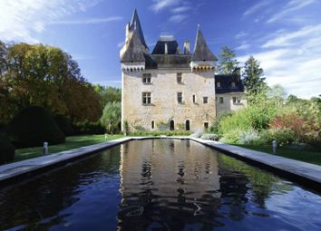 Thumbnail Property for sale in Cfh0329 Exquisite Riverside Chateau, Les Eyzies-De-Tayac-Sireuil Area, Dordogne