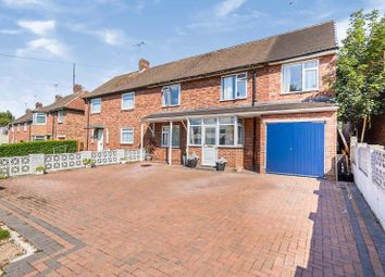 Thumbnail 5 bed semi-detached house for sale in Melbourne Avenue, Burton-On-Trent