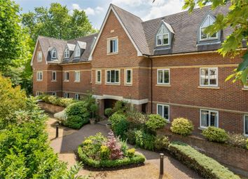 Thumbnail 3 bed flat for sale in Churchfields Avenue, Weybridge, Surrey