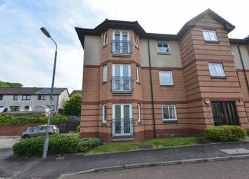 Thumbnail 2 bed flat for sale in William Wilson Court, Kilsyth, Glasgow