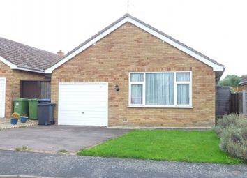 Thumbnail 2 bedroom bungalow to rent in Dickens Road, Harbury, Leamington Spa