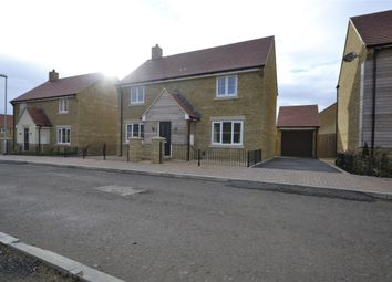 Thumbnail 4 bed detached house to rent in Bullfinch Road, Bishops Cleeve