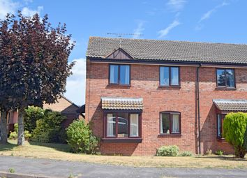 Thumbnail 4 bed semi-detached house for sale in Headweir Road, Cullompton