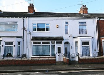 Thumbnail 2 bed terraced house for sale in Alliance Avenue, Hull