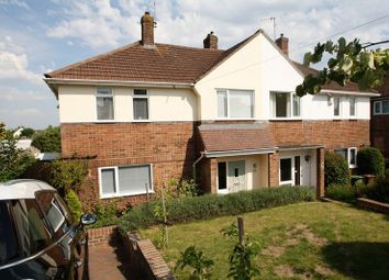 Thumbnail 3 bed semi-detached house to rent in Newlands Road, Southborough, Tunbridge Wells