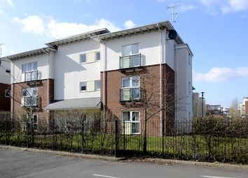 Thumbnail 2 bed flat to rent in Cherry Tree Close, Park View Road