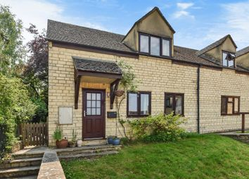 Thumbnail 2 bedroom semi-detached house for sale in Charlbury, Oxfordshire