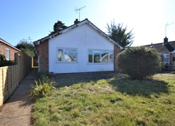 Thumbnail 3 bed semi-detached bungalow for sale in Neville Road, Heacham, King's Lynn