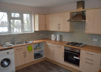 Thumbnail 4 bed flat to rent in Cricklewood Lane, London