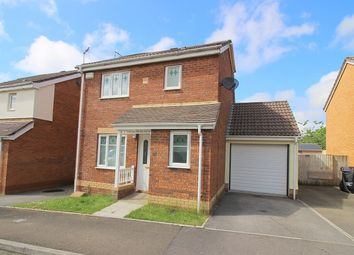 Thumbnail 3 bed detached house to rent in Derwen View, Brackla, Bridgend.