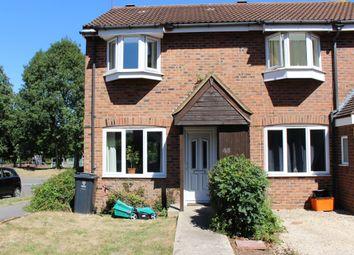 Thumbnail 2 bedroom terraced house to rent in Watercrook Mews, Westlea, Swindon
