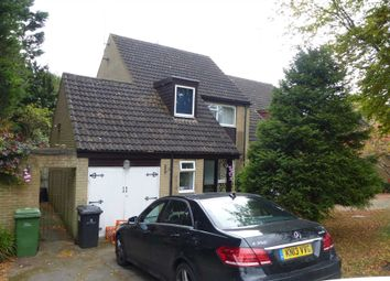 Thumbnail 3 bedroom detached house to rent in Marshall Close, Purley On Thames, Reading