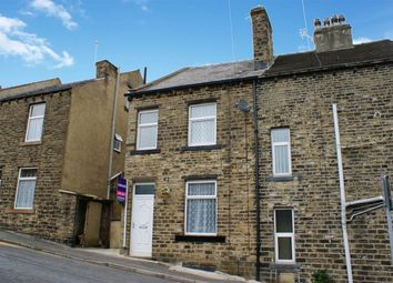 Thumbnail 2 bed end terrace house to rent in Wheat Street, Ingrow, Keighley, West Yorkshire