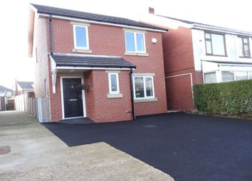 Thumbnail 3 bed detached house for sale in Cromwell Road, Ribbleton, Preston