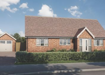 Thumbnail 3 bed bungalow for sale in Plot 4 Old Stables, Walton Road, Kirby-Le-Soken