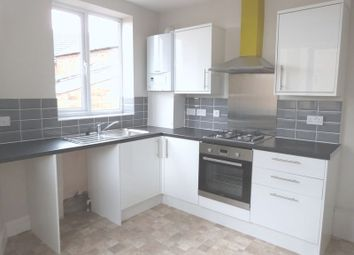 Thumbnail 2 bed flat to rent in Belvoir Road, Coalville