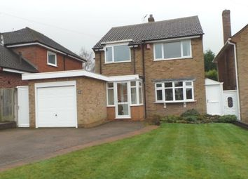 Thumbnail 5 bed detached house for sale in Honeyborne Road, Sutton Coldfield, West Midlands