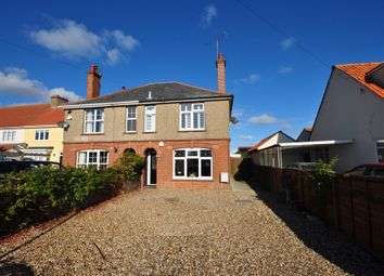 Thumbnail 3 bed semi-detached house for sale in Frinton Road, Kirby Cross