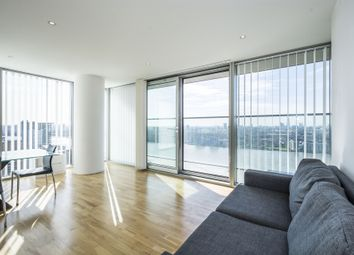 Thumbnail 2 bed flat to rent in The Landmark, Canary Wharf