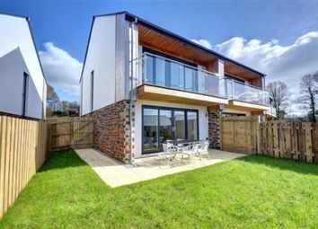 Thumbnail 3 bed semi-detached house to rent in Pennance Field, Goldenbank, Falmouth