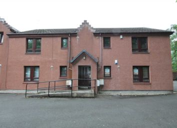 Thumbnail 2 bed flat to rent in Dimity Street, Johnstone