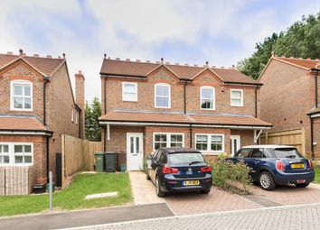Thumbnail 3 bed property to rent in Baulk Close, Harpenden