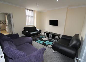 Thumbnail 4 bed terraced house to rent in Inkerman Street, Preston
