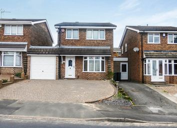 Thumbnail 4 bedroom detached house for sale in Roman Way, Rowley Regis