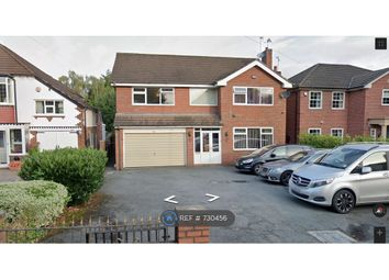Thumbnail 4 bed detached house to rent in Bramhall Lane South, Bramhall, Stockport